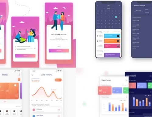 9 Inventive App Design Trends For 2020